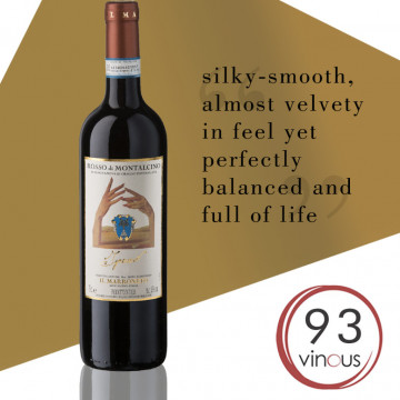 Ignaccio rated 93 points by Vinous